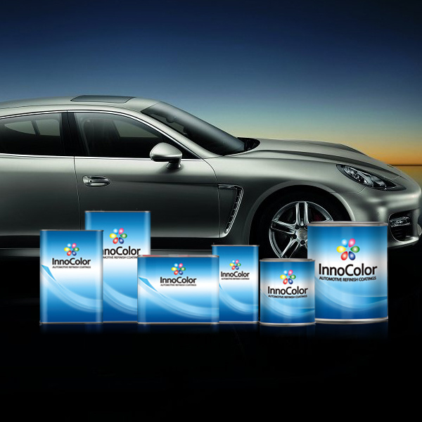 High Gloss Mirror Effect Automotive Paint for Car Repair