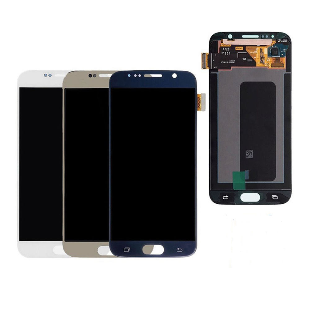 Cell Phone LCD Screen for Samsung S6 G920f LCD with Touch Screen Complete
