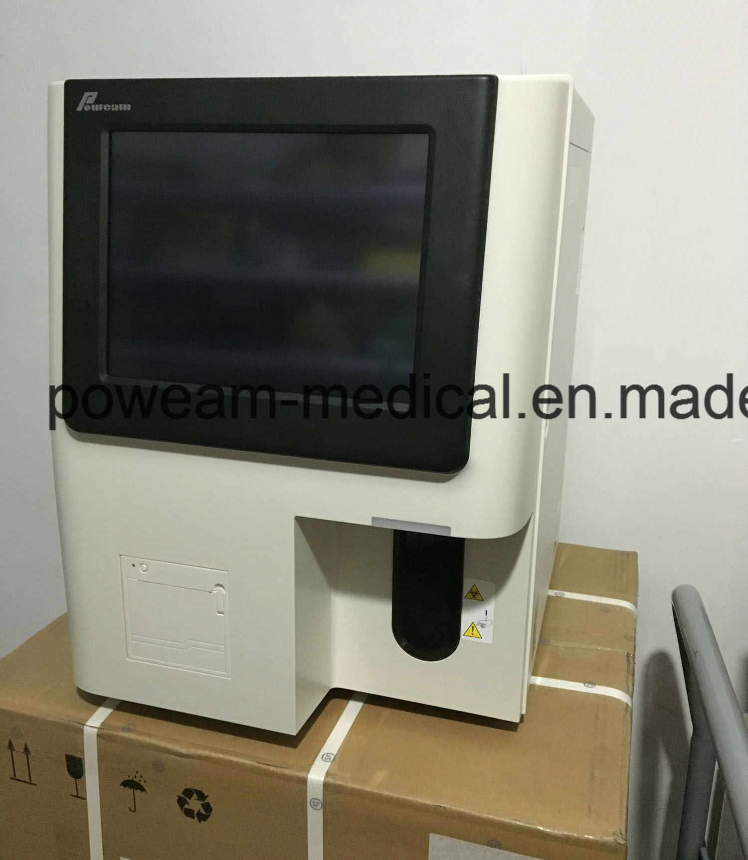 Auto Cbc Blood Cell Counter Haematology Analyzer (WHY6580)