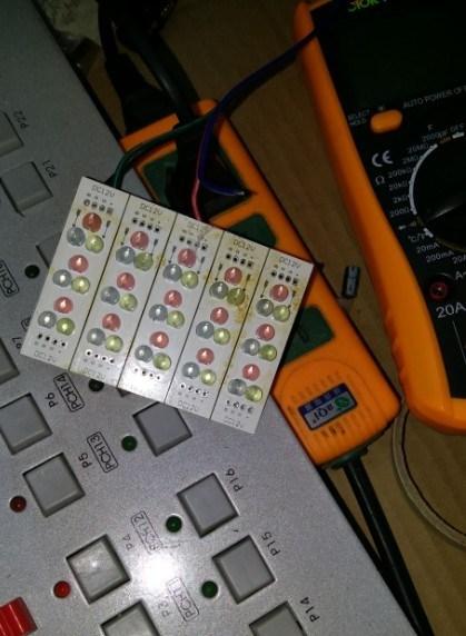 DC12V RGB SMD5050 LED Module