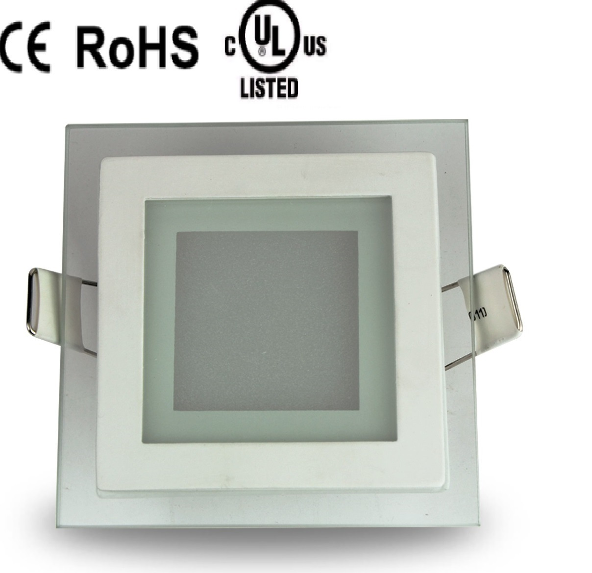 3W 6W 12W 18W LED Square Down Ceiling Light Downlight