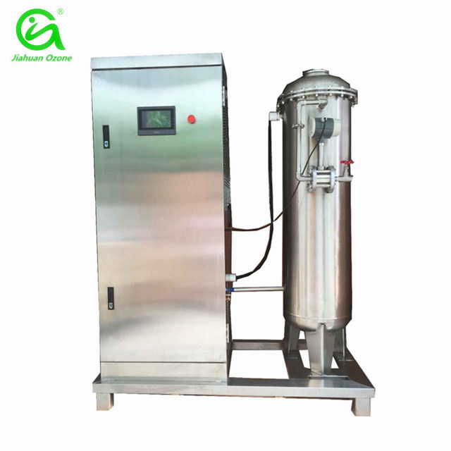 1kg Best Ozone Generator for Dye Textile Wastewater Decolorization Treatment