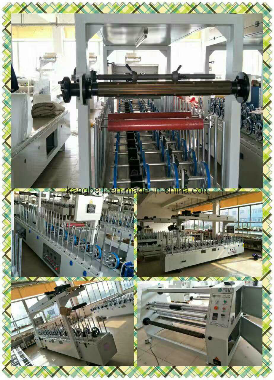 Cold Glue Laminating Window or Door Decorative Machine