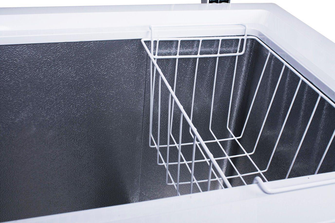 DC 12V 24V Solar Freezer Commercial Chest Freezer 230L