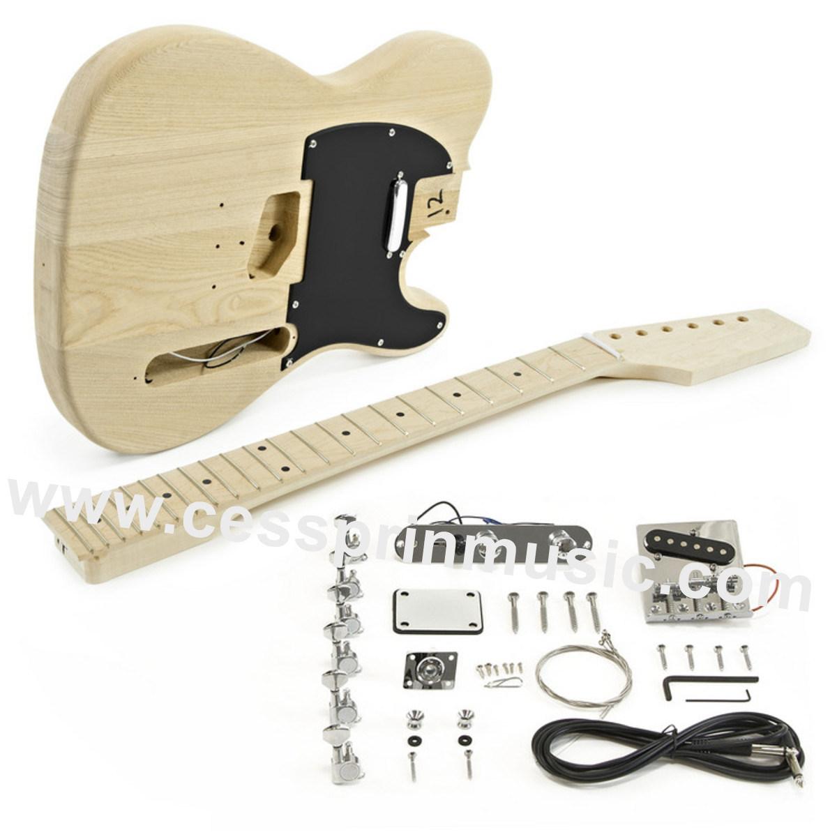 DIY Electric Guitar/ Guitar Kits /Lp Style/Guitar/ Manufacturer/Cessprin Music (CPGK007)