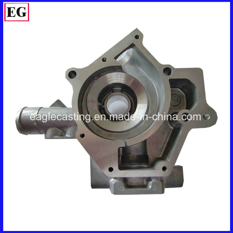 1250 Ton Castings Aluminum Parts Die Casting for Automotive Motor Housing