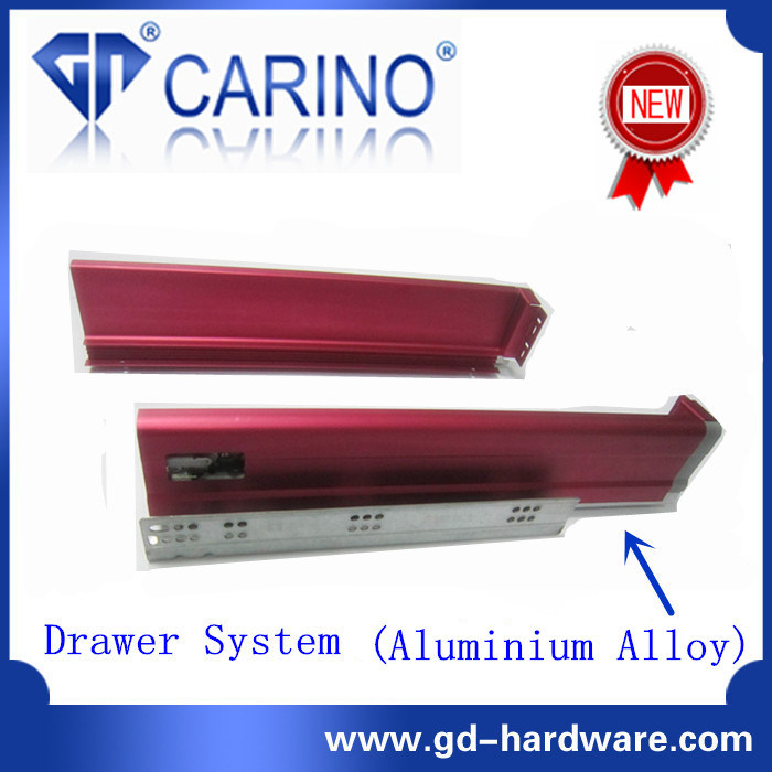Double Wall Drawer System/Drawer Box System/Tandem Box