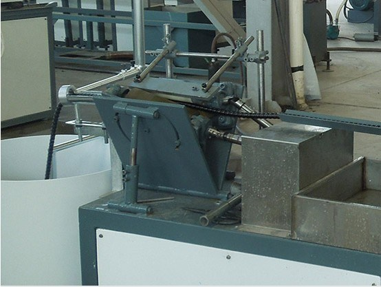 PE Soft Spiral Trunking Extrusion Equipment