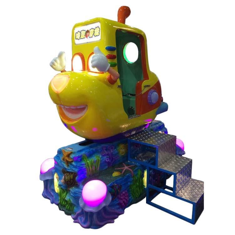 Funny Amusement Equipment Kiddy Ride for Children Playground (K135)