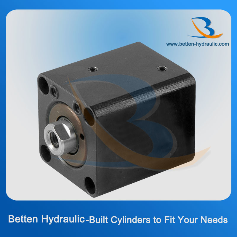 Aluminium Alloy Compact Small Hydraulic Cylinder