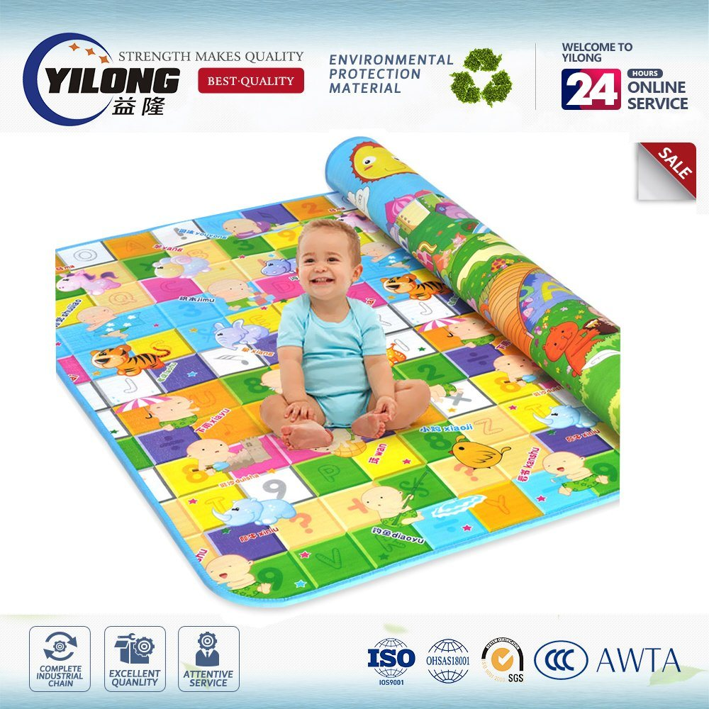 2017 Multifunctional Foldable Baby Play Mats