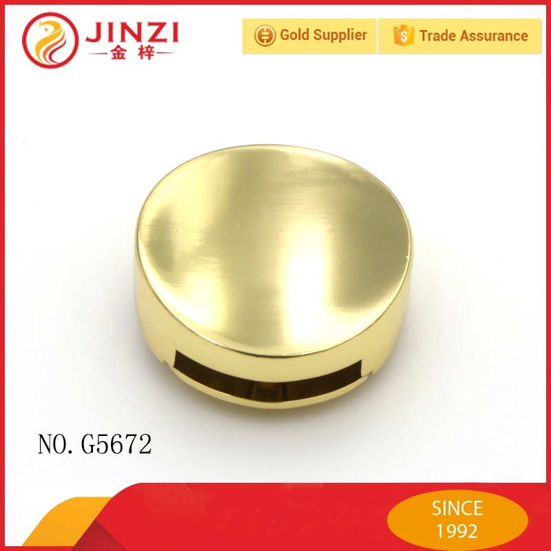 Custom OEM Zinc Alloy Material Die Casting Bag Metal Parts