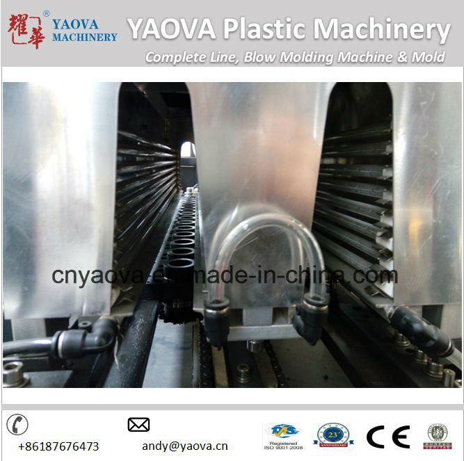Yaova Fully Automatic Pet Bottle Plastic Blow Moulding Machine (YV-5000ML)