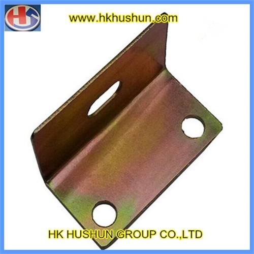 Stamping Part, Hardware Fitting, Metal Bracket with Copper (HS-FS-0008)