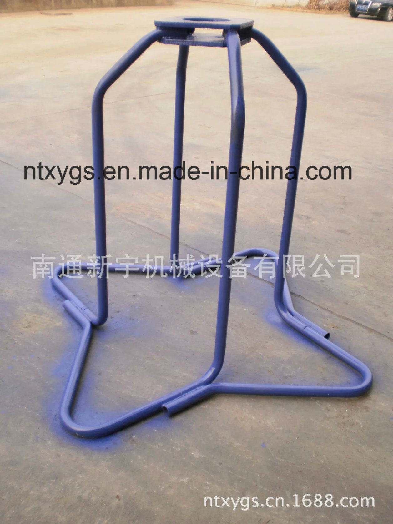 Factory Outlet Blue Star Base Steel Wire Carrier