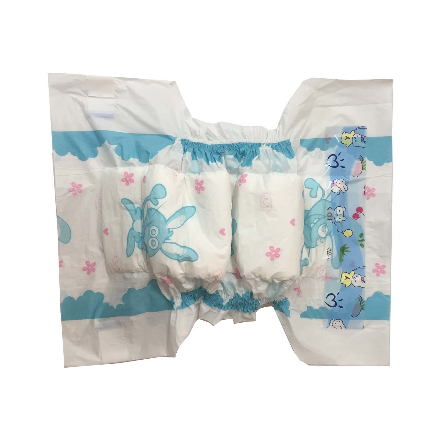 Rabit Picture Sanitary Products Baby Nappy&Diapers Good Quality