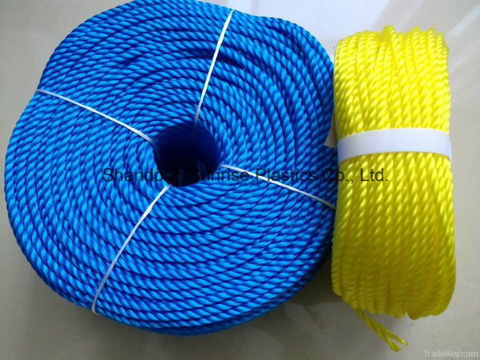 PE Rope Made From Virgin Material