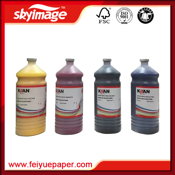 Italy Kiian Dye Sublimation Ink for Low Weight Paper
