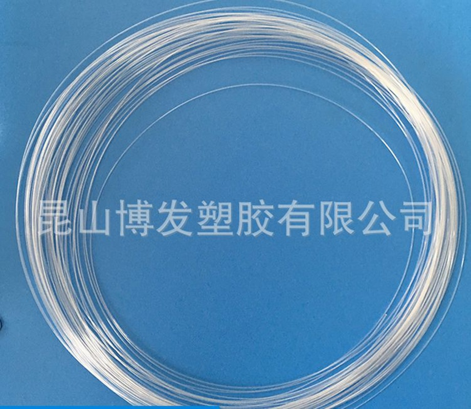 Medical Grade Plastic Tube Single Lumen for Infusion