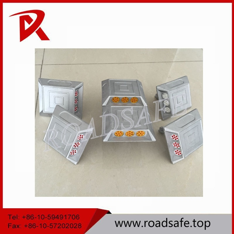 Roadway Safety 21 Beads Aluminum Road Studs