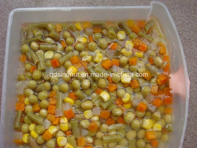 MID East Market Hot Sales Canned Mixed Vegetables