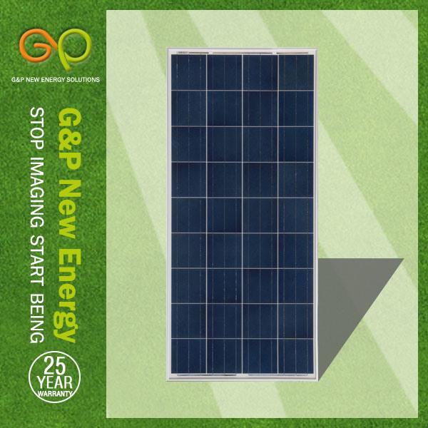 IEC Polycrystalline 150 Watt Sharp Solar PV Panel Module