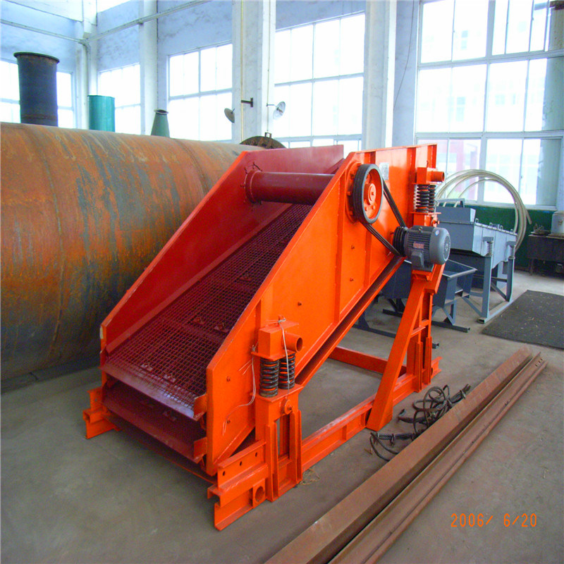 Iron Ore Mining Use Vibrating Screen with Large Capacity