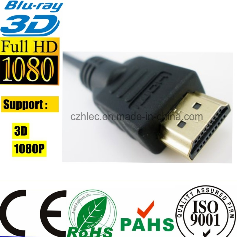 Micro HDMI to HDMI Cable for Cellpbone Camcorders HDTV (SY094)