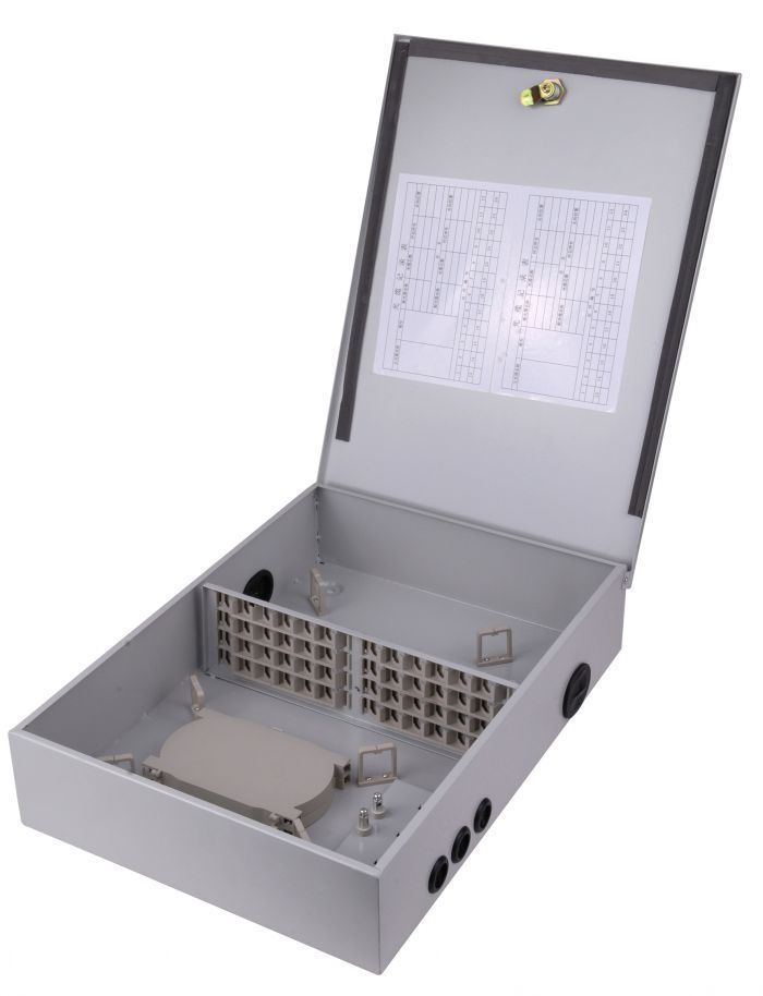 32 Cores Fiber Optic Cable Terminal Plastic Distribution Box