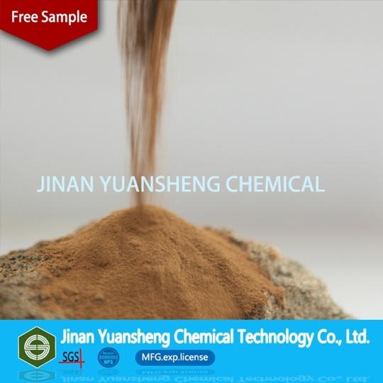 Concrete Admixture Sodium Lignosulphonate / Lignosulfonate / Ligno Sulfonate (SF-2)
