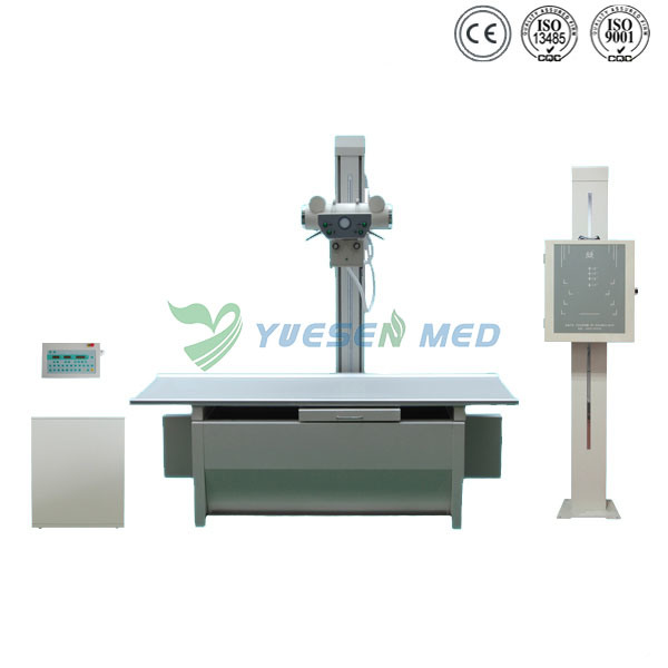 20/50kw High Frequency Medical Stationary Chest X-ray System
