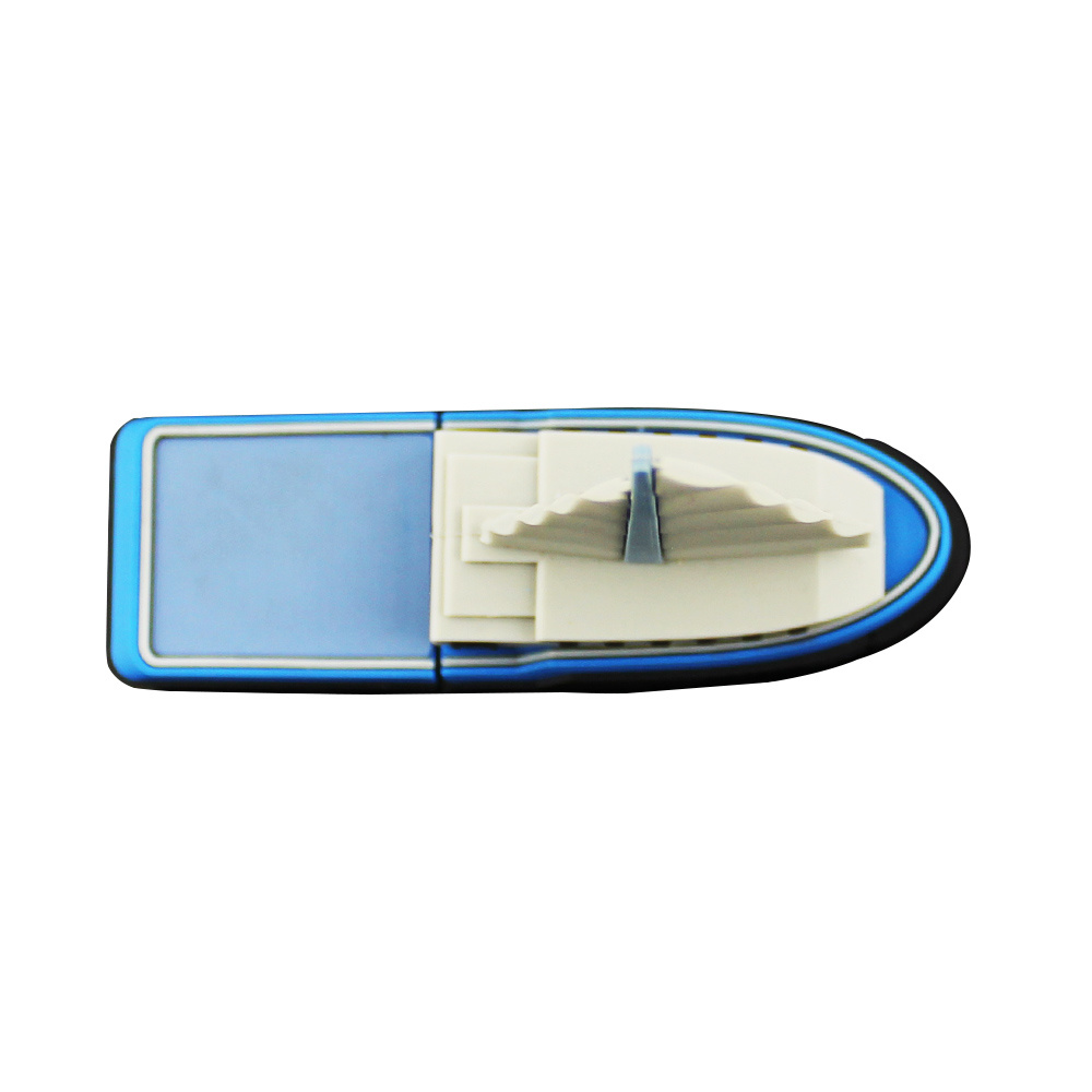 Chyi USB 2.0 Pendrive Blue Sailboat Boat Model 2GB 4G 8g 16g 32GB 64GB Ship Mini USB Flash Drive Pen Drive Memory Stick U Disk