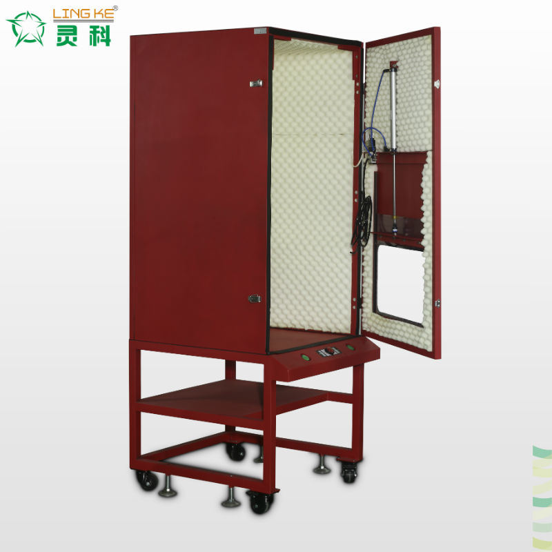 Non- Standard Sound Proof Enclosures for Ultrasonic Welding Machine