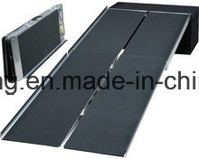 Portable Aluminum Loading Wheelchair Ramp