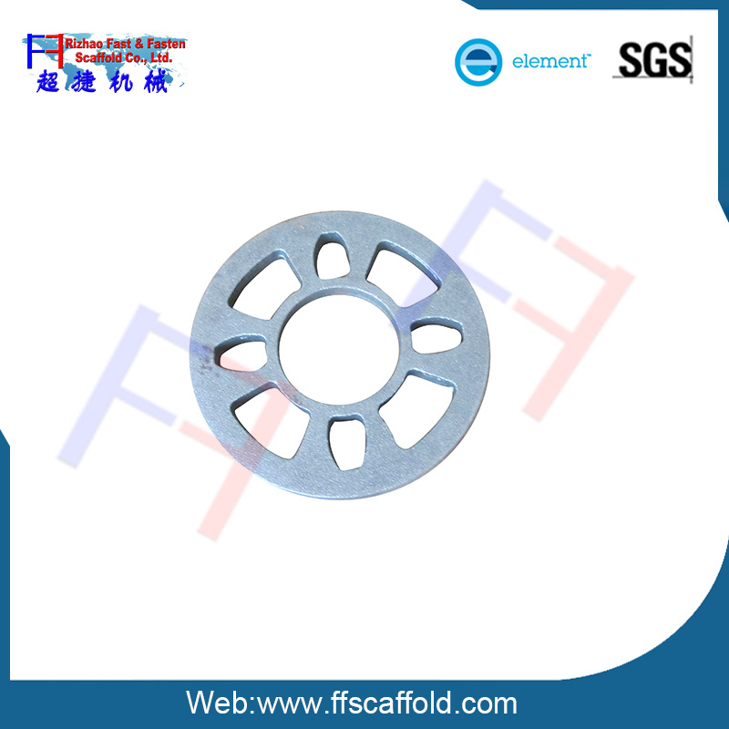 Ringlock System Scaffolding Accessories Steel Rosette