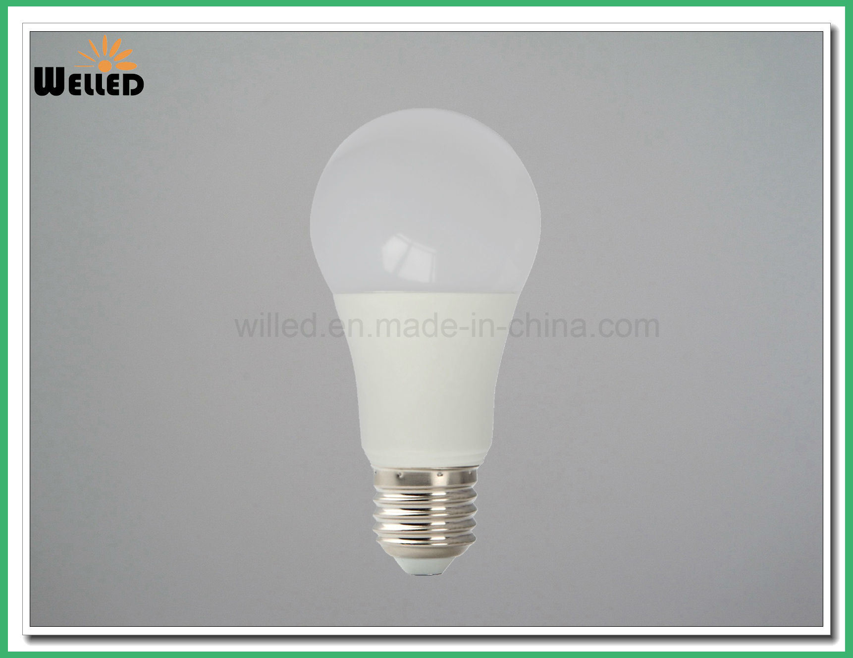 A60 Aluminum Plastic LED Incandescent Bulb Light 10W SMD2835 E27 B22 LED Lamp for Incandescent Replacements