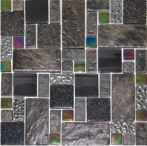 Ceramic Wall Tiles Glass Mosaics (BYD3066)
