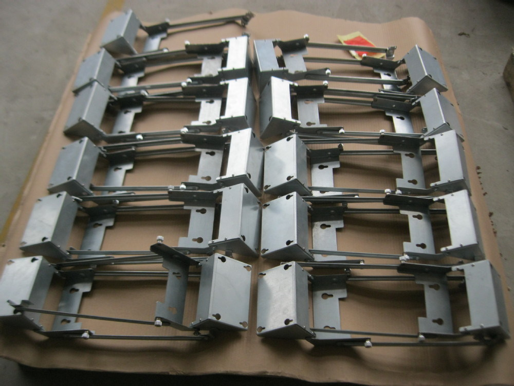 Precision CNC Bending Fabrication