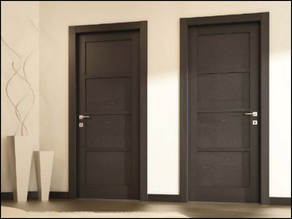 China 2015 alibaba hot sale nice design apartment wooden for Single wooden door designs 2016