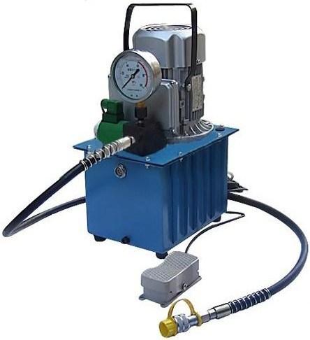 China hydraulic electric pump zcb 700d china hydraulic for Electric motor hydraulic pump