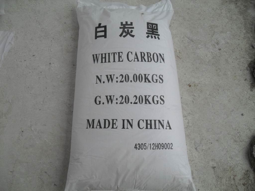 White Carbon Black for Reinforcing Agent