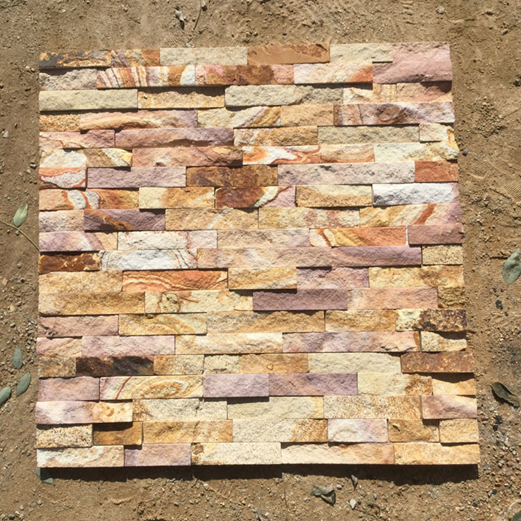 Slate Culture Stone Wall Panels (SMC-SCP287)