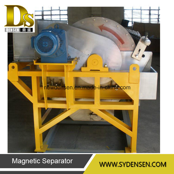 Removing Heavy Loader Supplier Magnetic Drum for Metal Collecting