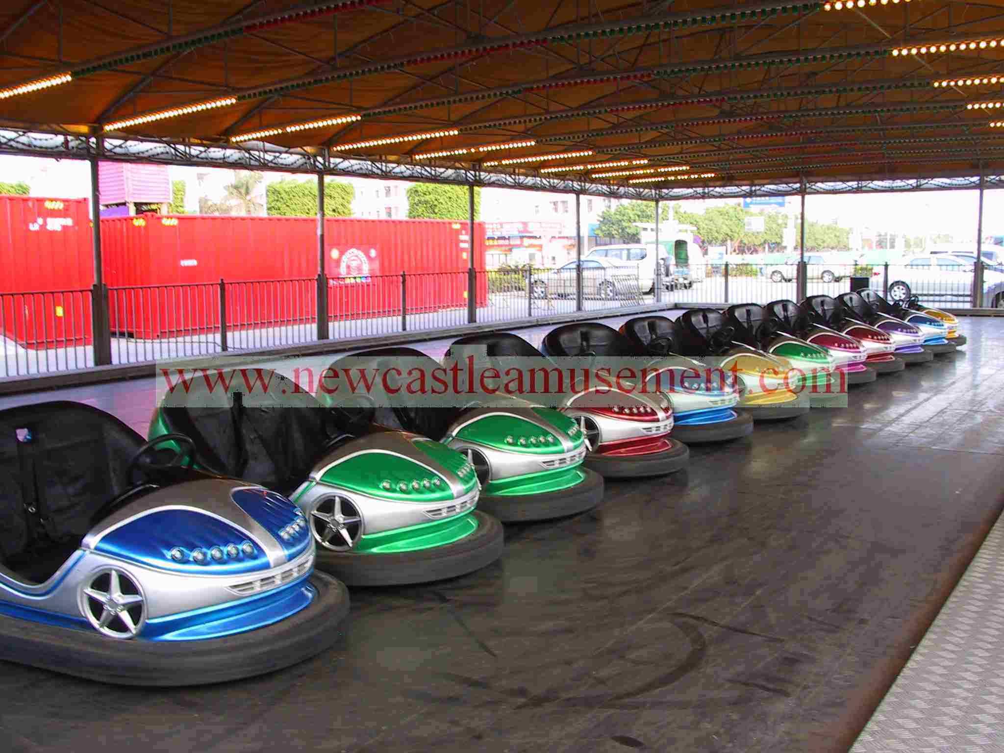bumper car games on miniclip