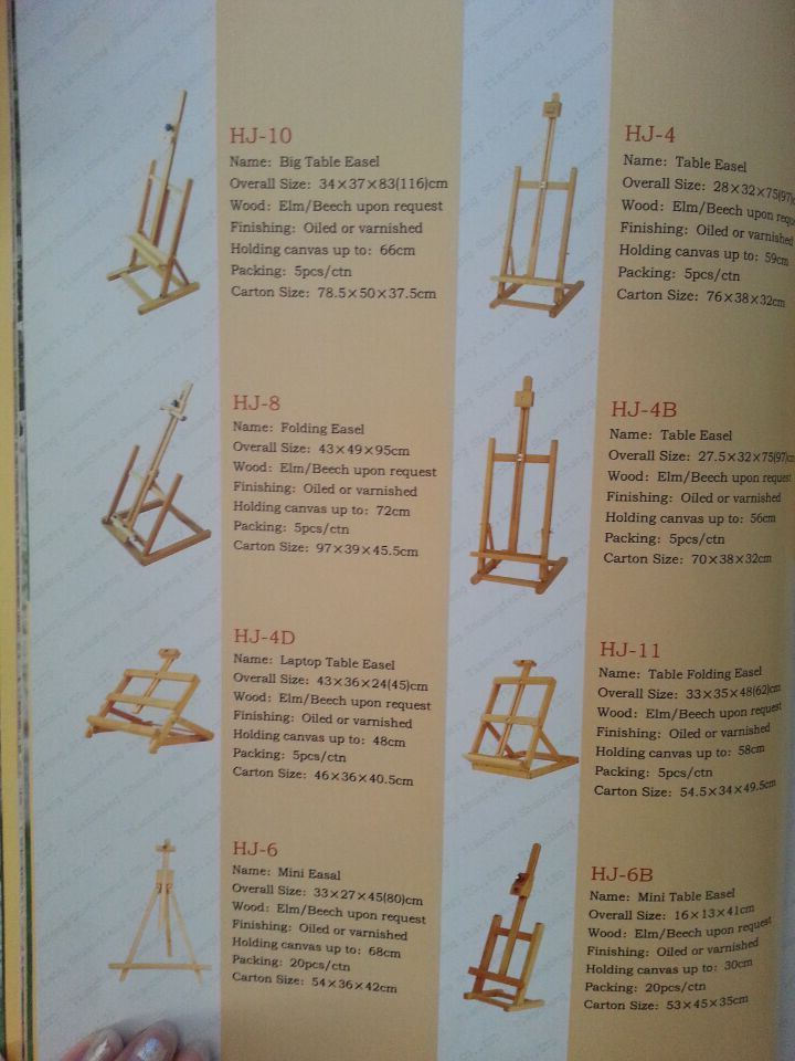 Multi-Angle Studio Easel (NH07003)