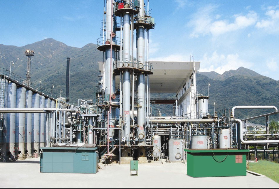 Ethene Recovering Technology From Refinery Dry Gas