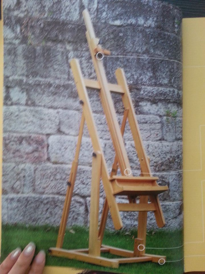 Heavy Duty Studio Easel (SFB205)