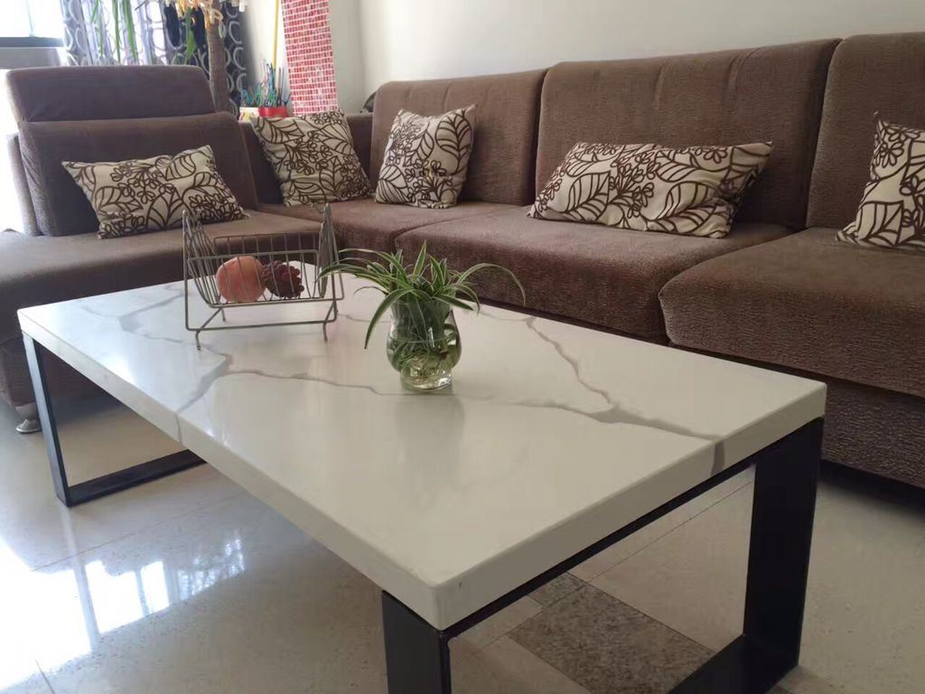 Quartz Slab for Countertop and Table Top