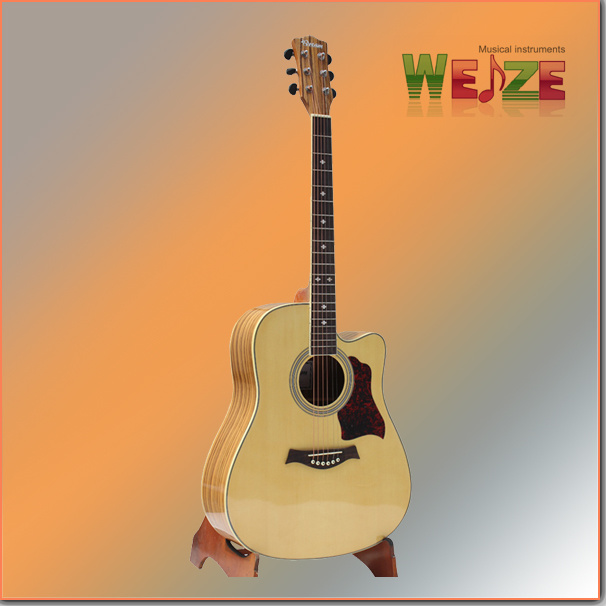 "41""High Grade Spruce Plywood Acoustic Guitar"