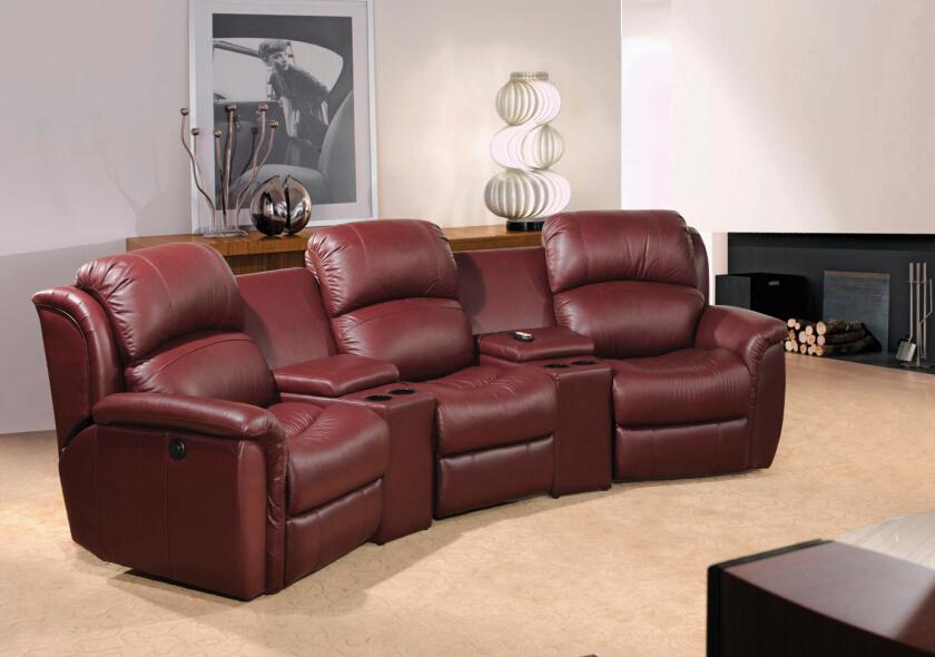 Home Furniture Cinema Sofa 536A#